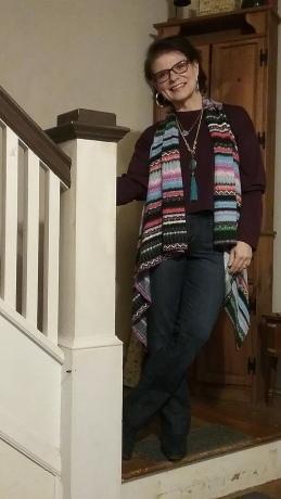 Plum Zara Sweater from Poshmark bundle